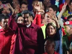 Los observadores internacionales avalan la victoria de Maduro en Venezuela