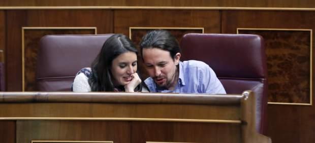 Pablo Iglesias se cogerá la baja paternal de tres meses a la vuelta de Navidad y no retornará a ...