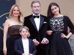 """La hija de Travolta: """"La gente dice que estoy gorda"""""""