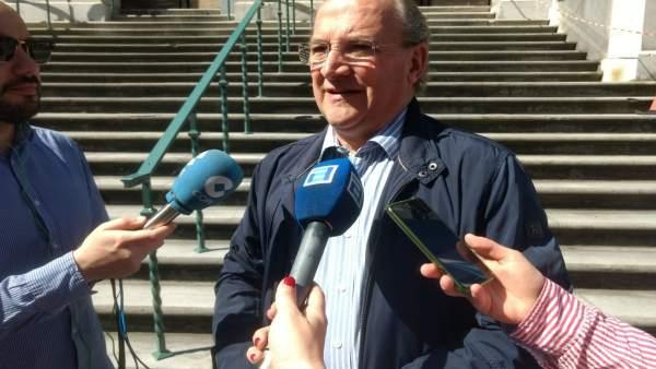 El diputado 'popular' José Agustín Cuervas-Mons.