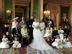 El príncipe Harry hace un guiño a su madre en sus fotografías de boda