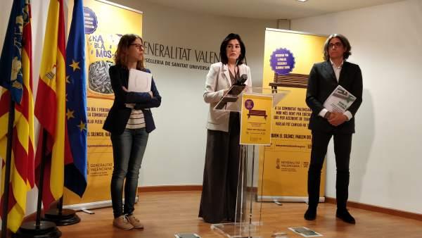 Campaña de prevención del suicidio de la Generalitat valenciana