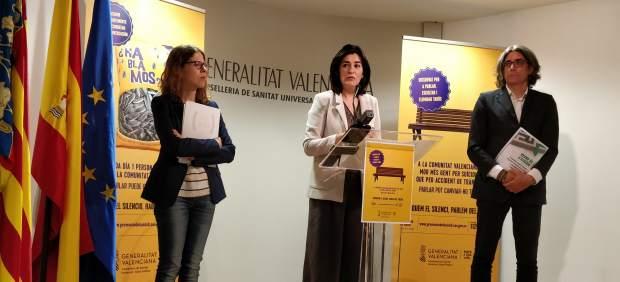 La sanidad valenciana, contra el tabú del suicidio, que causa una muerte cada día