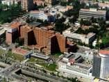 Hospital Vall d'Hebron de Barcelona.
