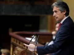 Iñigo de la Serna apoyará a Sáenz de Santamaría como candidata a suceder a Rajoy