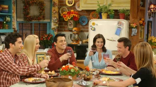 El apartamento de Mónica ('Friends', 1994-2004)