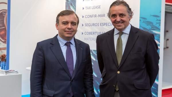 Abanca financiará la construcción de un buque de Pescanova