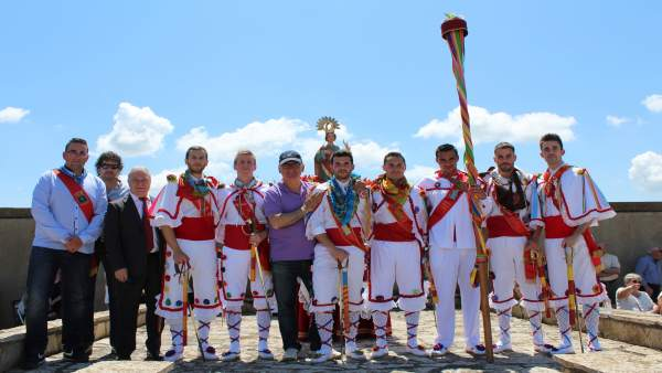 Tardienta celebra sus fiestas de Santa Quiteria