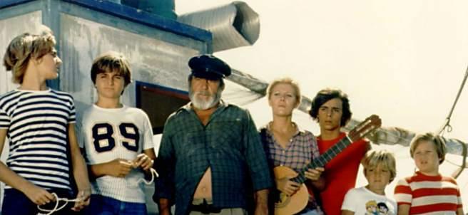 El barco de Chanquete ('Verano azul', 1981-1982)