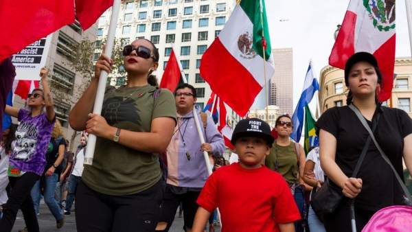 Latinos en EE UU