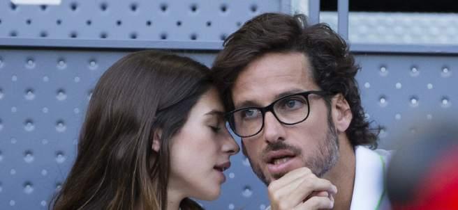 Feliciano López y su nueva novia