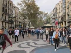 Los pisos turísticos legales de Barcelona registran a 28.219 pernoctaciones al día