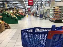 Llenar la cesta de la compra varía 947 euros