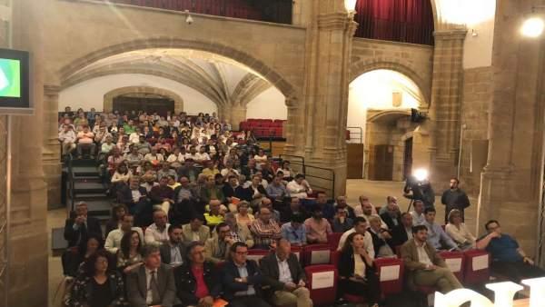 I Jornada Operativa De Emergencias Municipales De Extremadura