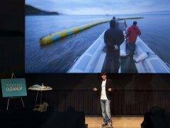 Boyan Slat, el joven que intentará limpiar en 5 años la isla de basura del Pacífico