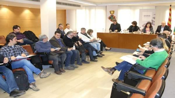 El Com De Lleida Cree Que El Consell Del Segri Favorece