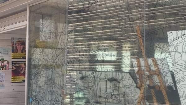 Entrada a la Concejalía de Urbanismo de la Vila Joiosa