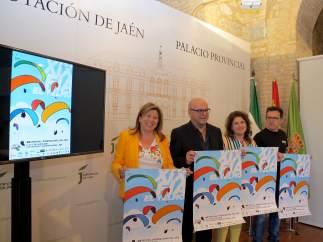 Presentación del XIX Festival Internacional del Aire El Yelmo.