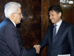El presidente de Italia encarga a Giuseppe Conte formar Gobierno