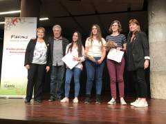 Celia Martínez, Júlia Sancho i Victòria Camacho, Premi Millor Història del Ficcions 2018