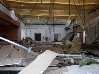 Explosión en Tui