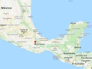 Rescatan en México a 101 inmigrantes hacinados en dos camiones abandonados