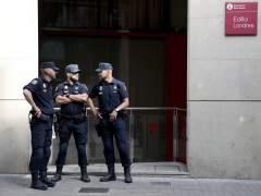 Una treintena de detenidos en Cataluña en una macrorredada por desvíos de subvenciones para financiar el 'procés'