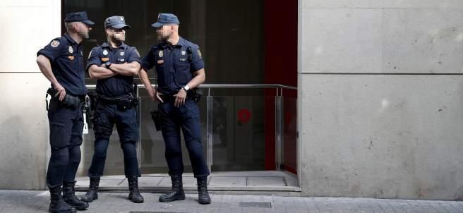 Macrooperación policial en la Diputación de Barcelona.