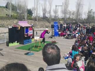 Evento cultural en Valdebernardo