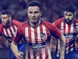 La camiseta del Atlético para la 2018/2019
