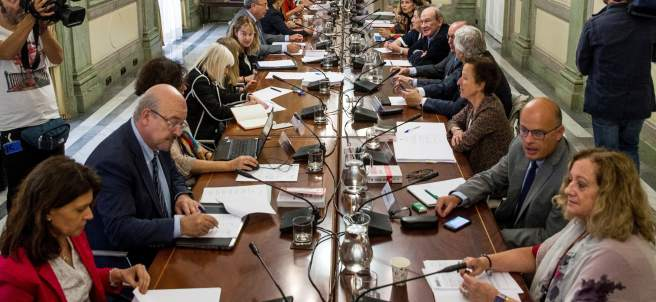 Comisión que revisará los delitos sexuales