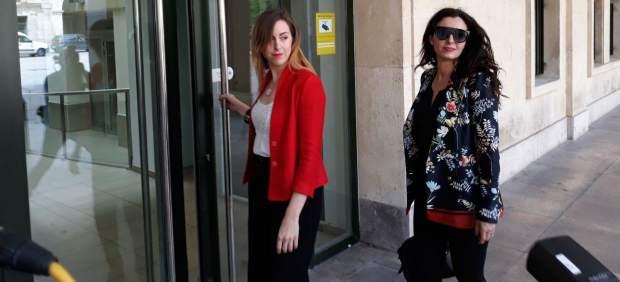 Nerea Belmonte ratifica al fiscal que intentaron comprar su voto para el PSOE