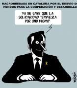 Macrorredada en Cataluña