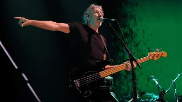 Roger Waters en Madrid