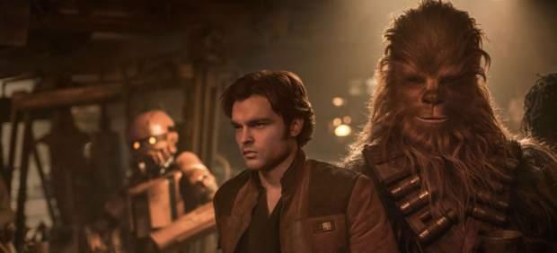 Crítica de 'Han Solo: Una historia de Star Wars': Este no es el canalla que enamoró a la princesa Leia