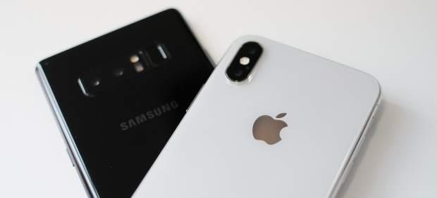 Samsung deberá pagar 460 millones de euros a Apple por infracción de patentes del iPhone