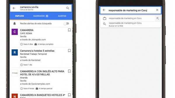 'Google for jobs'