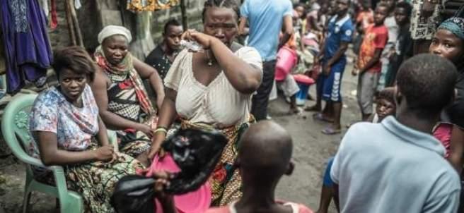 El fantasma del ébola vuelve a África de nuevo