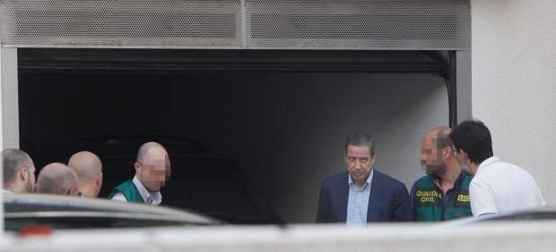 Un nuevo informe médico concluye que Zaplana no corre peligro en prisión