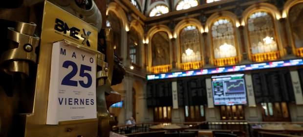 La Bolsa paga la tensión política en España: pérdidas en el Íbex y prima de riesgo por encima ...
