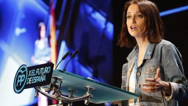 Andrea Levy dice que hay que pedir disculpas por la Gürtel