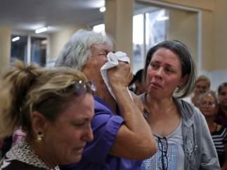 Familiares de víctimas del avión de La Habana