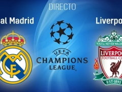 Real Madrid vs Liverpool | Directo: Final de Champions League 2018