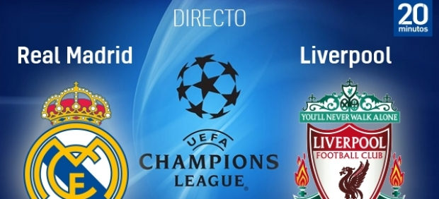 Real Madrid y Liverpool