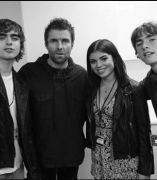 Liam Gallagher hija Molly