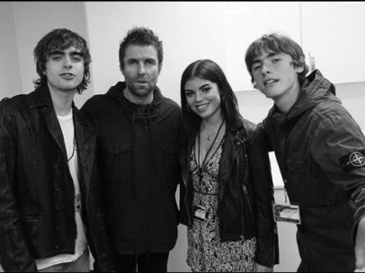 Liam Gallagher hija Molly