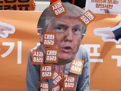 Trump dice ahora que la cumbre con Kim Jong-un podría ser todavía el 12 de junio