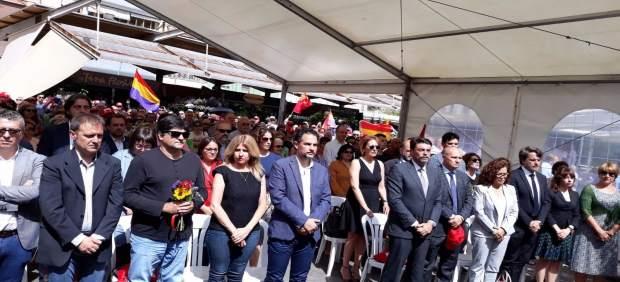 Alicante recuerda el 80 aniversario del bombardeo del Mercado Central en el que murieron más de 300 personas