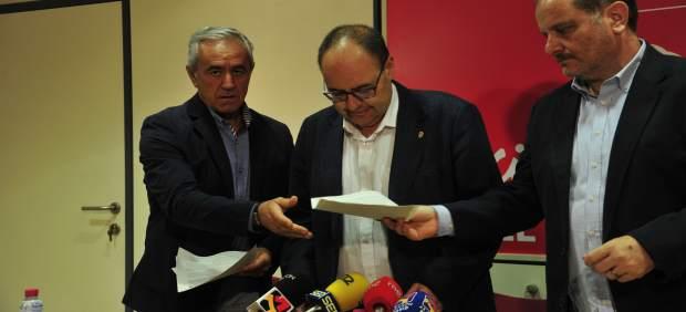 """Morro (PSOE) lamenta los """"tres años perdidos"""" para la ciudad de Teruel con el Gobierno local del PP"""