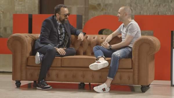 Chester: Andrés Iniesta